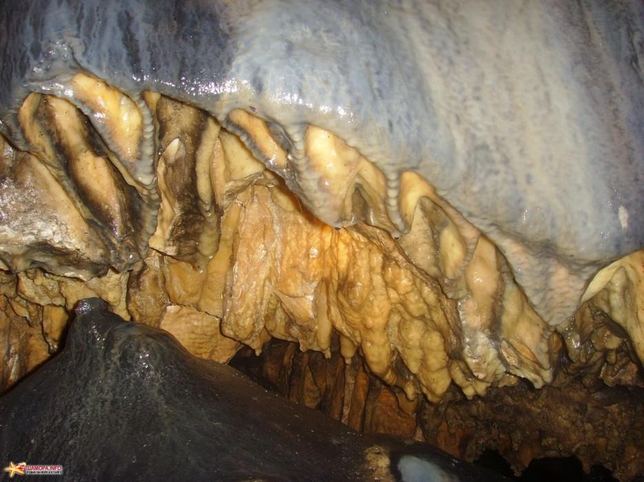 Мокрушинская пещера.