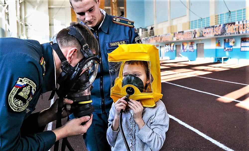 Академия МЧС и Приморский Океанариум — о.Русский. 1 день.