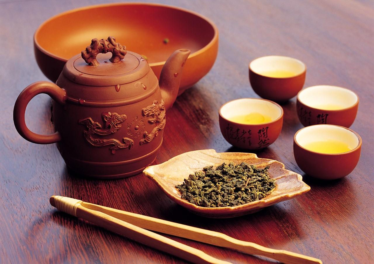 Большое путешествие в страну зеленого чая.