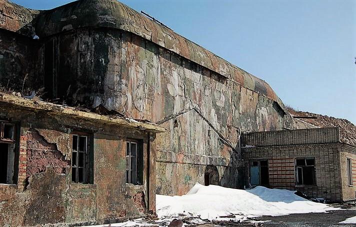 Форт Князя Суворова.