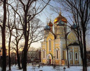 Монастыри и Храмы @ ВЛАДИВОСТОК, ост. Фабрика Заря