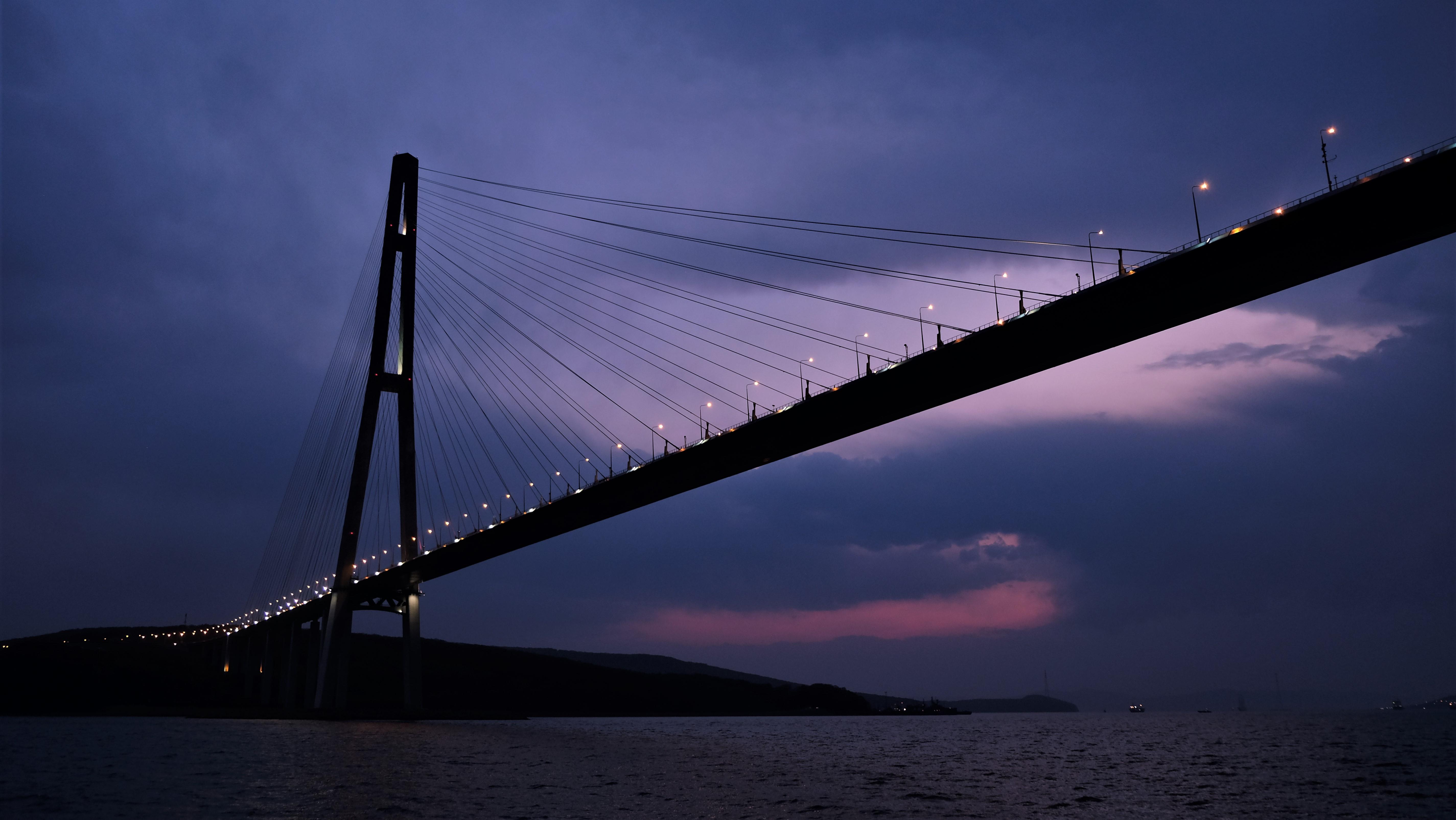 Мосты и закаты