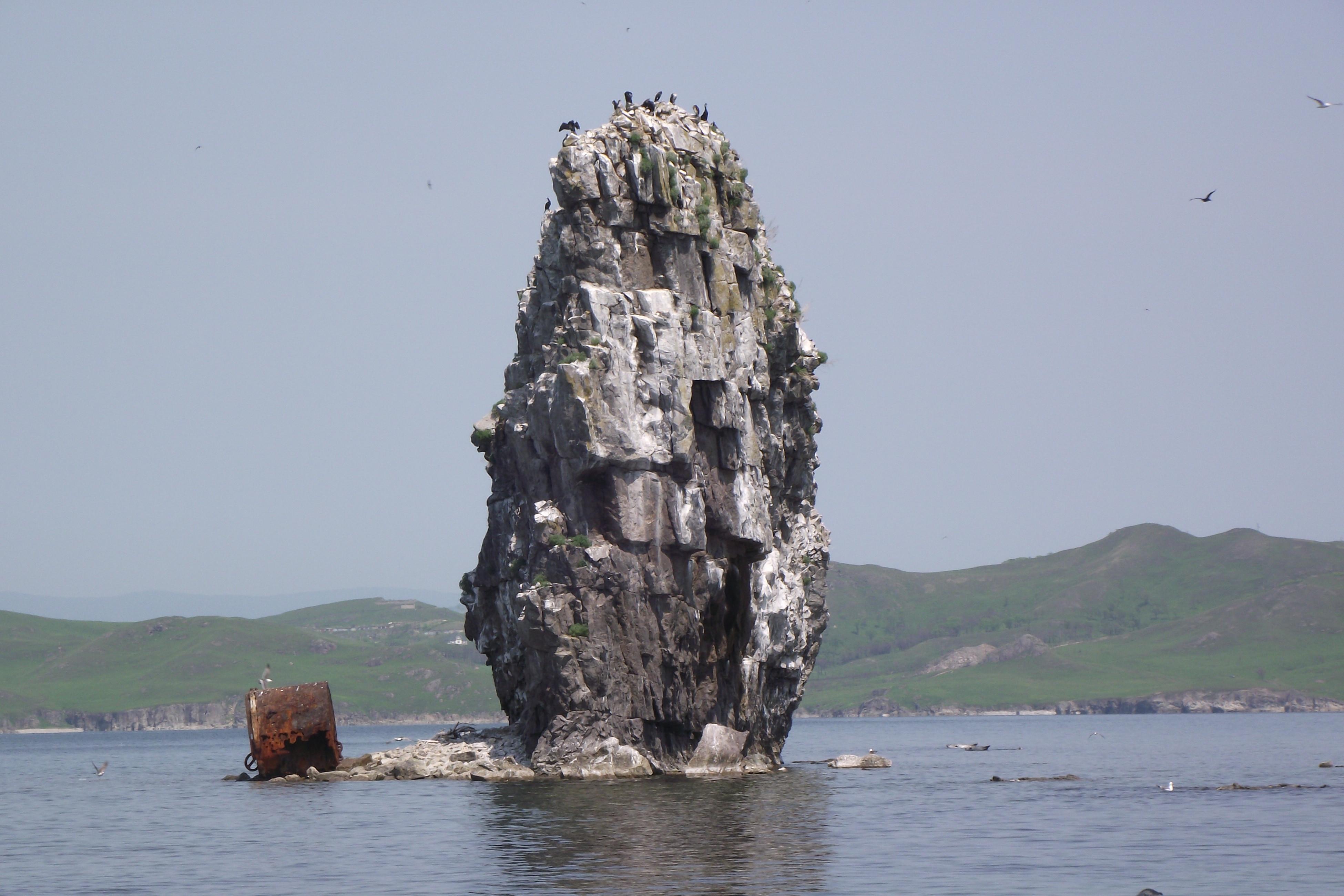 Две жемчужины залива Петра Великого